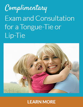 , Treatment for Children & Adults, Tongue Tie Center, Tongue Tie Center